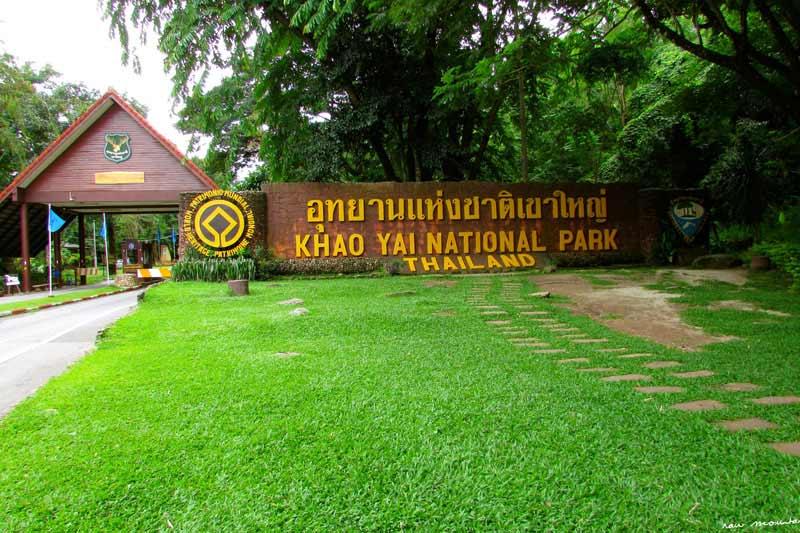 پارک ملی کاویای تایلند