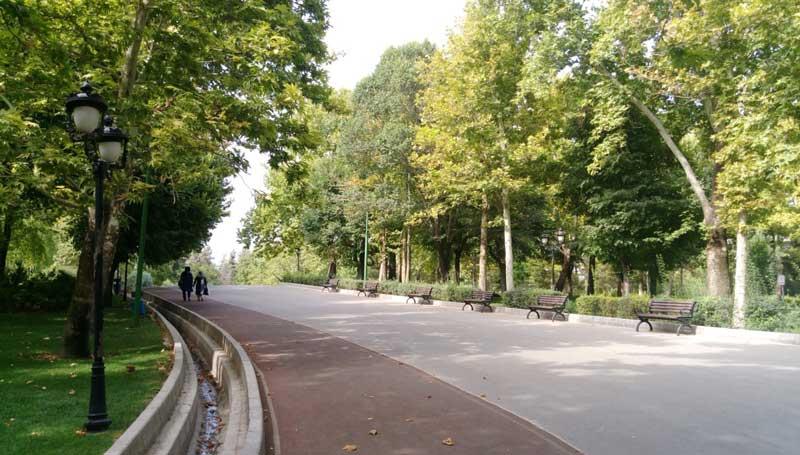 پارک ملت تهران