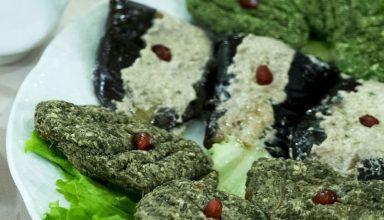 پیکالی برد (میز غذای سالاد خوری در گرجستان)