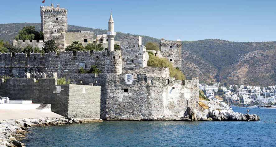 قلعه بدروم