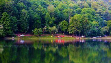 choret lake26 384x220 - آشنایی با دریاچه چورت ساری