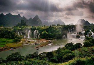 جاذبه های رویایی آسیا