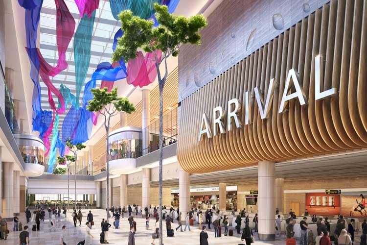 فرودگاه چانگی سنگاپور