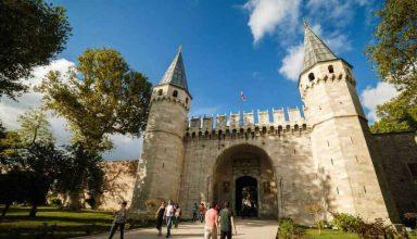 کاخ توکاپی استانبول