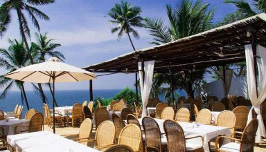 goa restaurants1 384x220 - رستوارن تالاسا Thalassa Restaurant گوا , هندوستان