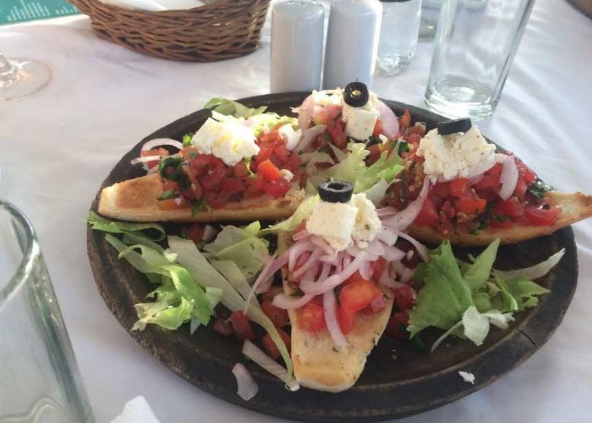 رستوران تالاسا