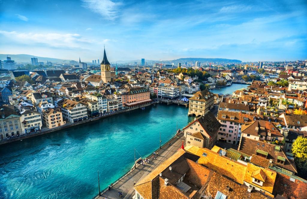 جاذبههای گردشگری برتر در ایتالیا