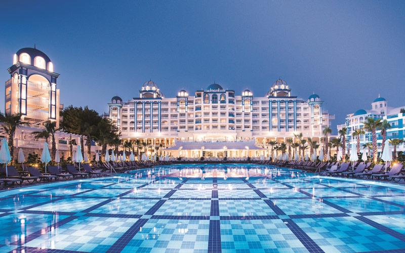 هتل های آلانیا ترکیه