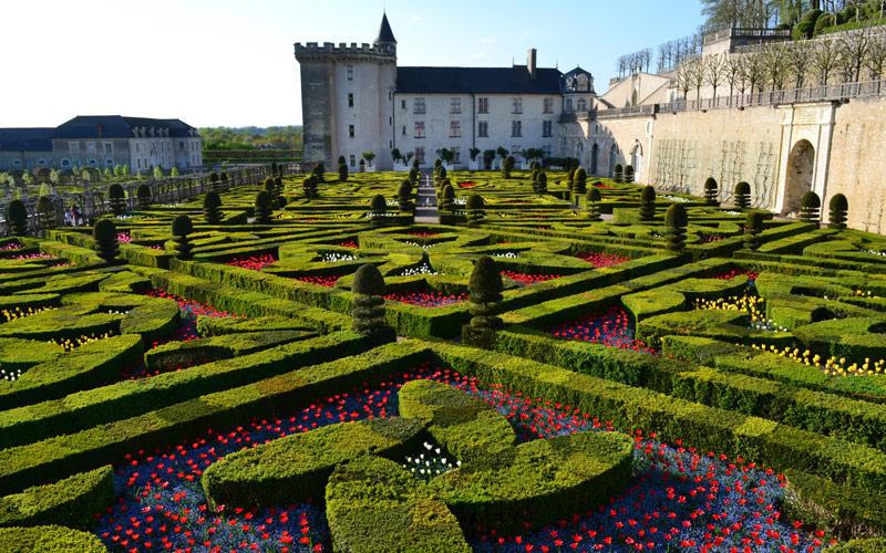7 قلعه معروف فراسنه
