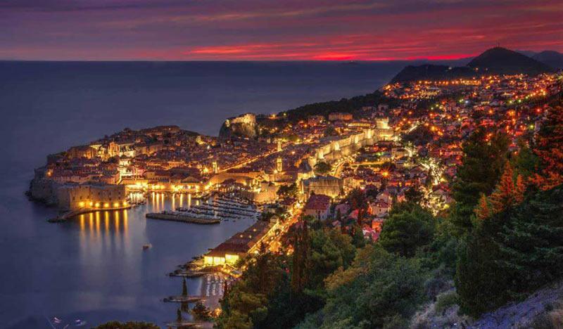 زیباترین شهرهای جهان در سال 2017