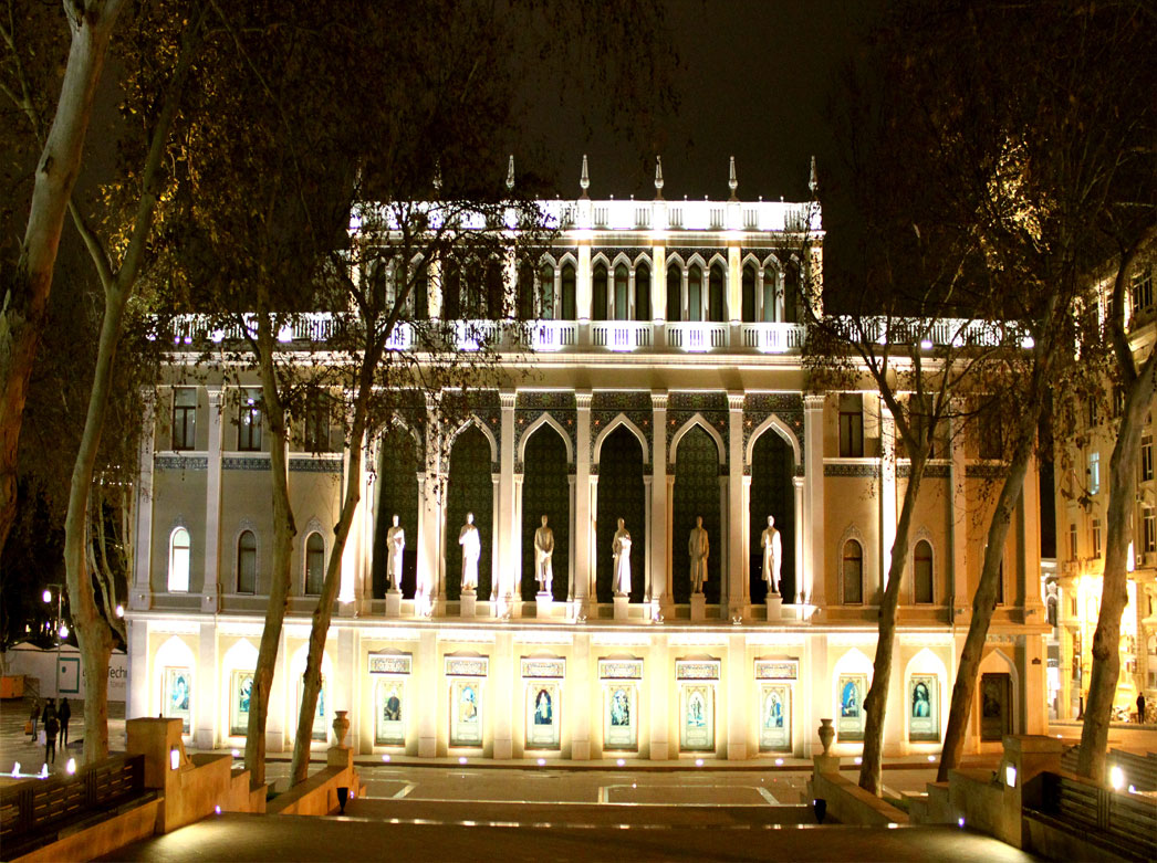 جاهای دیدنی باکو
