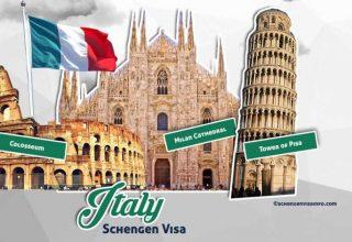 دریافت ویزای ایتالیا