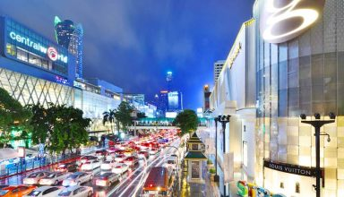 مراکز خرید بانکوک تایلند