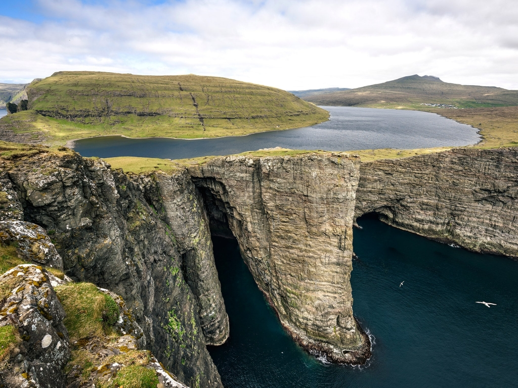 جزایر فارو - دانمارک
