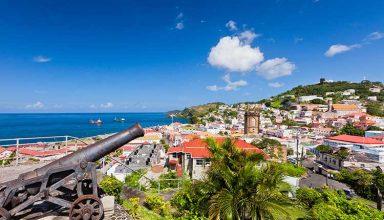 راهنمای سفر به گرناداريا،کارائیب