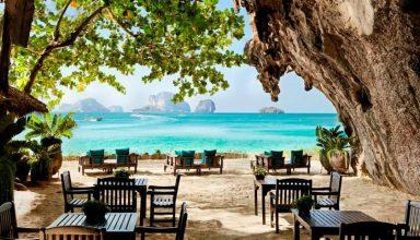 رستوران های کرابی،تایلند