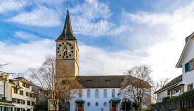 2a8e7d79 7f93 4c16 95ad 6748e38e23c6 1 384x220 - کلیسای سنت پیتر زوریخ با بزرگترین صفحه ساعت در اروپا