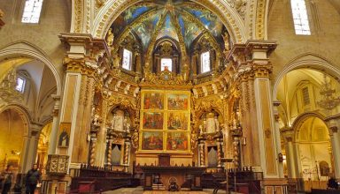 آشنایی با کلیسای جامع والنسیا