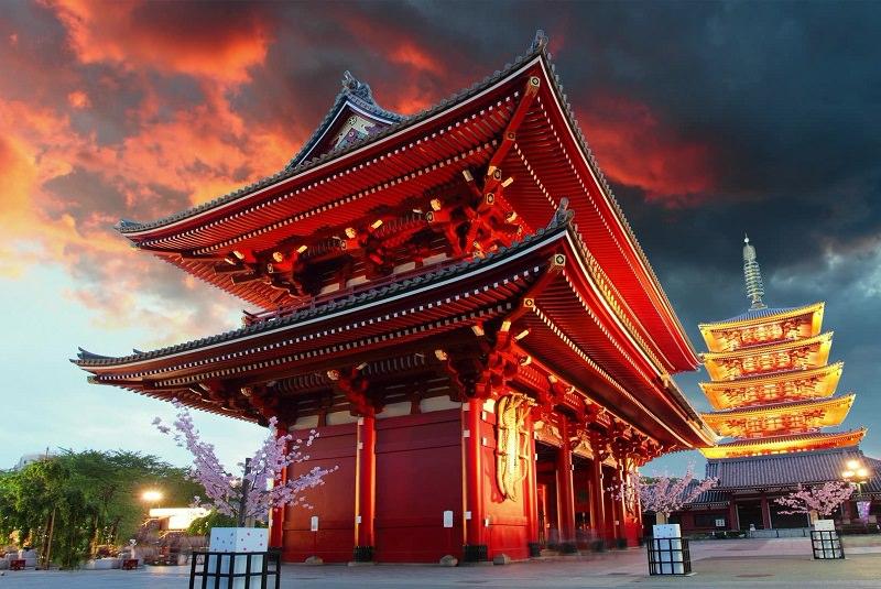 آشنایی با جاذبه های گردشگری توکیو