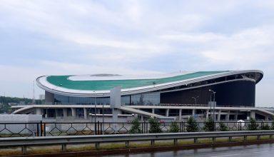 ورزشگاه کازان آرنا؛میزبان بازی ایران - اسپانیا