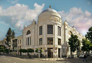 معماری ، هنر نو در پنج شهر کمتر شناخته شده