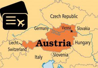 اخذ ویزا از سفارت اتریش