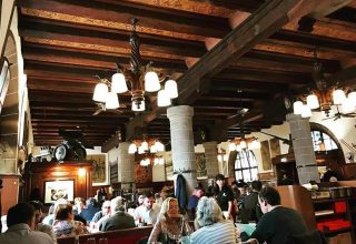 زایگ هاوس کلر ، رستورانی در زوریخ