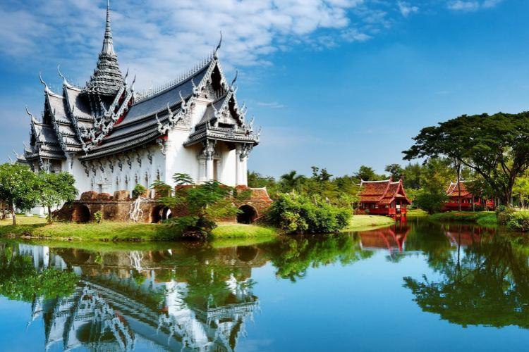 ۱۵ مکان رویایی آسیا