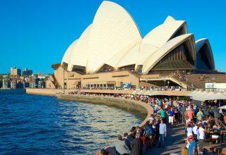 Sydney Opera House 1 320x220 - راهنمای سفر به استرالیا