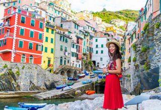 محله های رنگارنگ دنیا