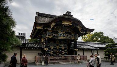 جاذبه های گردشگری کیوتو ، ژاپن