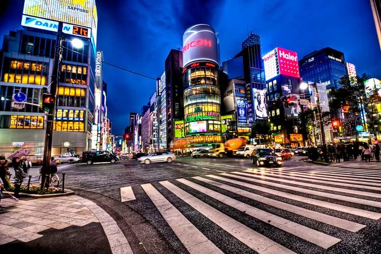 راهنمای سفر به توکیو ، ژاپن (قسمت اول)