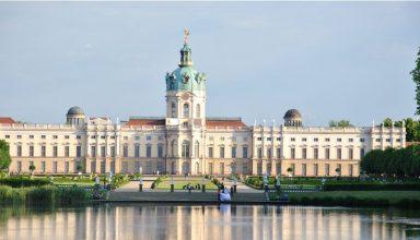 کاخ شارلوتنبورگ ، یادگار پادشاهی پروس