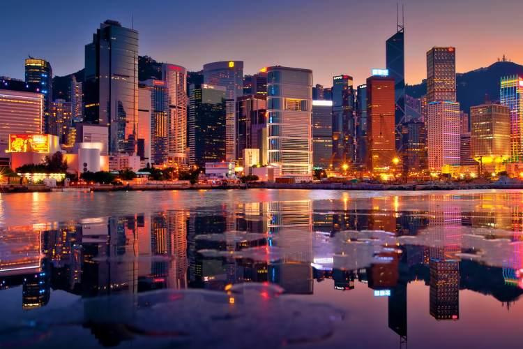 ۱۵ مکان رویایی آسیا برای ماه عسل