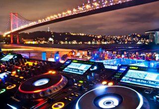 تفریحات شبانه استانبول