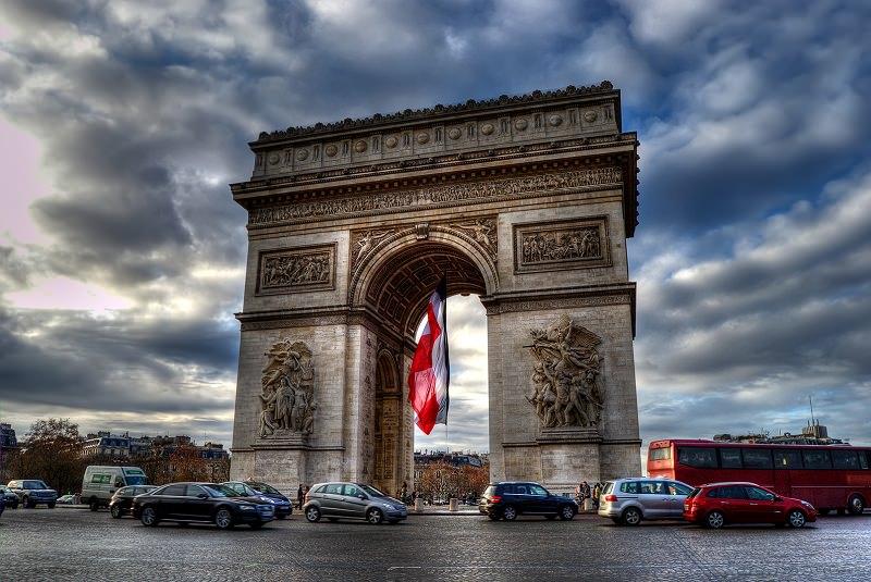طاق پیروزی، نمادی باشکوه از تاریخ فرانسه