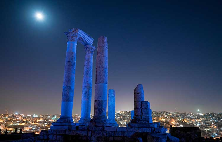 راهنمای سفر به امان ، اردن