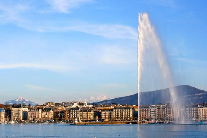 راهنمای سفر به ژنو ، سوئیس