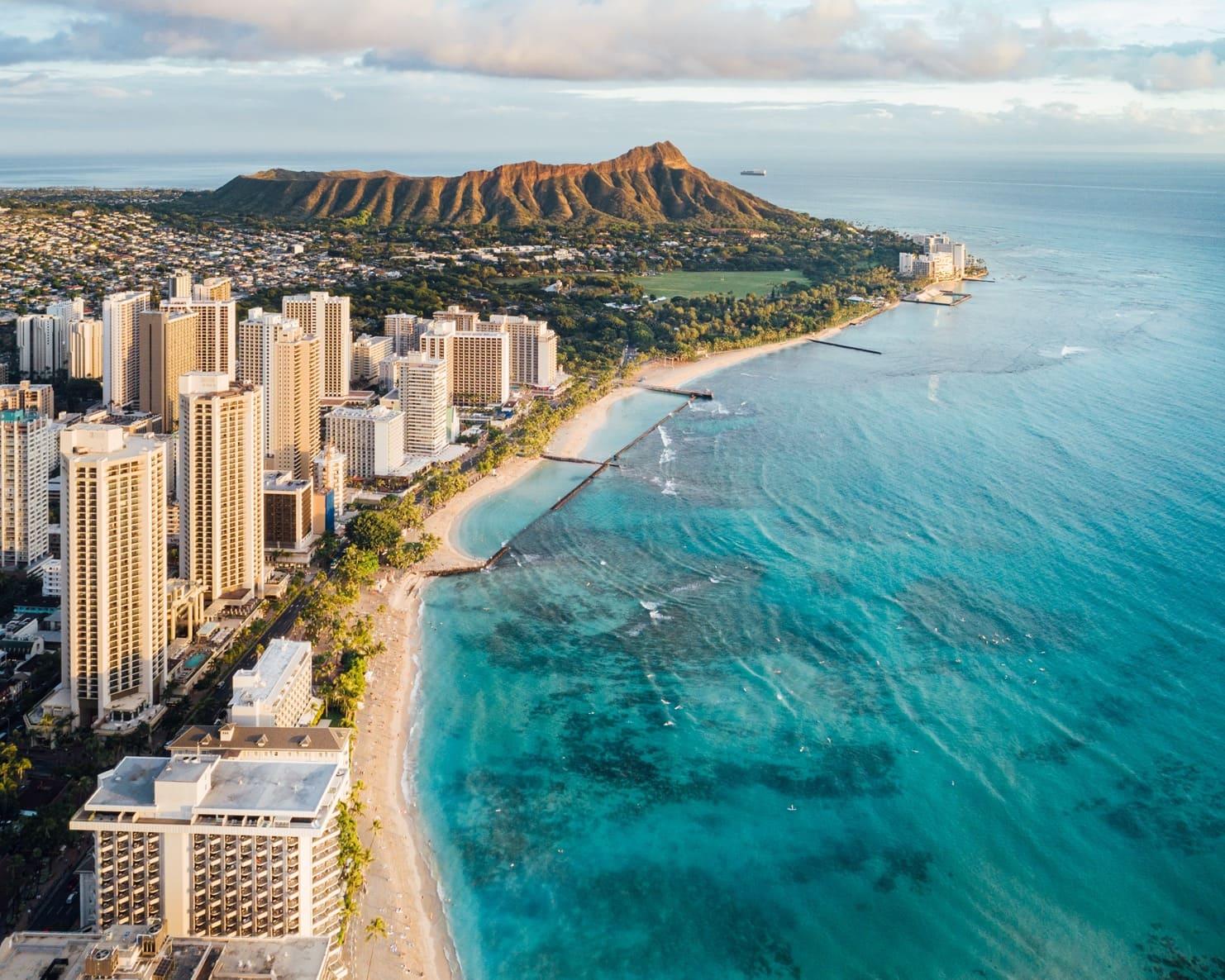 جزیره اوآهو هاوائی (O'ahu) - مجله تاپ تراول به همراه تصاویر و توضیحات