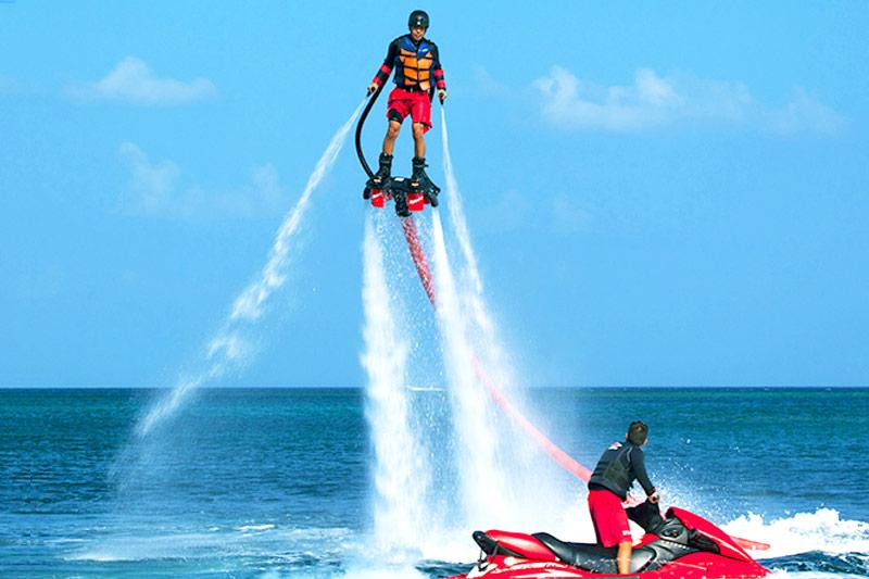 تفریحات سرگرم کننده جزیره کیش