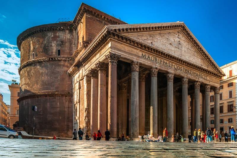جاهای دیدنی رم در 24