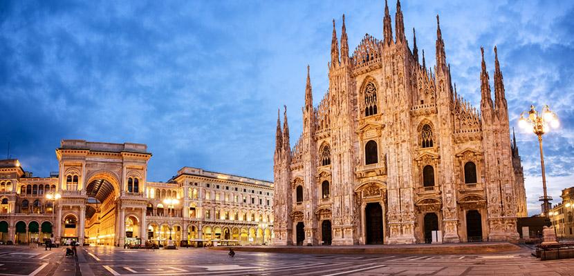 6 شهر برتر ایتالیا