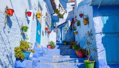زیباترین محله های دنیا