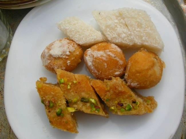 معروف ترین دسرهای ایرانی