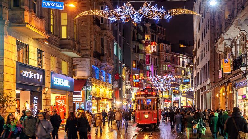 5 خیابان برای خرید در استانبول