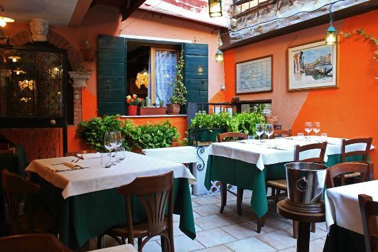 بهترین رستوران های رمانتیک در ونیز