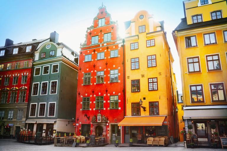 رنگارنگ ترین خیابان ها در اروپا