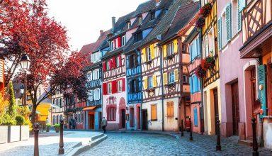 shutterstock 496638541 384x220 - رنگارنگ ترین خیابان ها در اروپا کدامند؟ | Europe