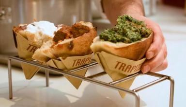 trapizzino 384x220 - بهترین غذاهای خیابانی را در این نقاط رم تجربه کنید! | Rome