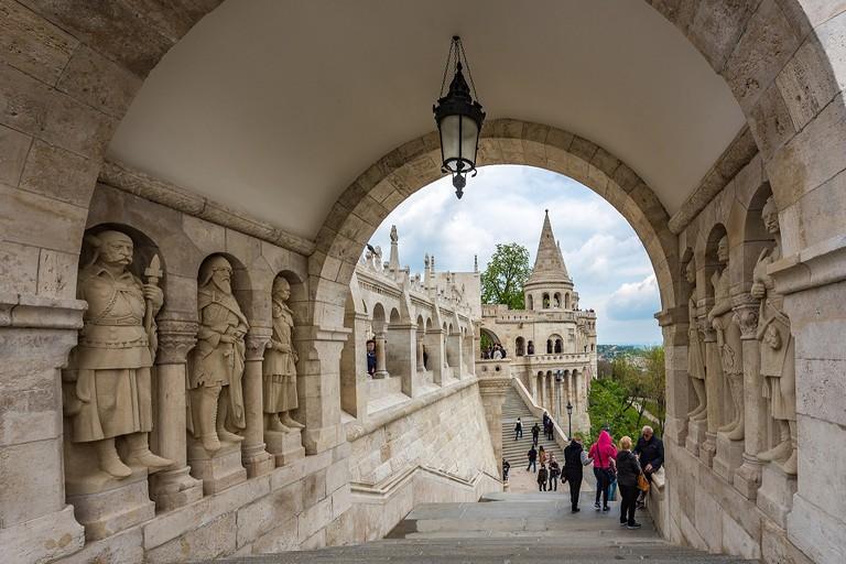 جاهای دیدنی های بوداپست